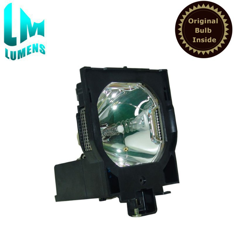 Original projector lamp POA-LMP100 with housing for SANYO PLV-HD2000 HD2000 PLC-XF46 XF46 PLC-XF46E XF46E 180 days warranty replacement projector lamp bulbs with housing poa lmp59 lmp59 for sanyo plc xt10a plc xt11
