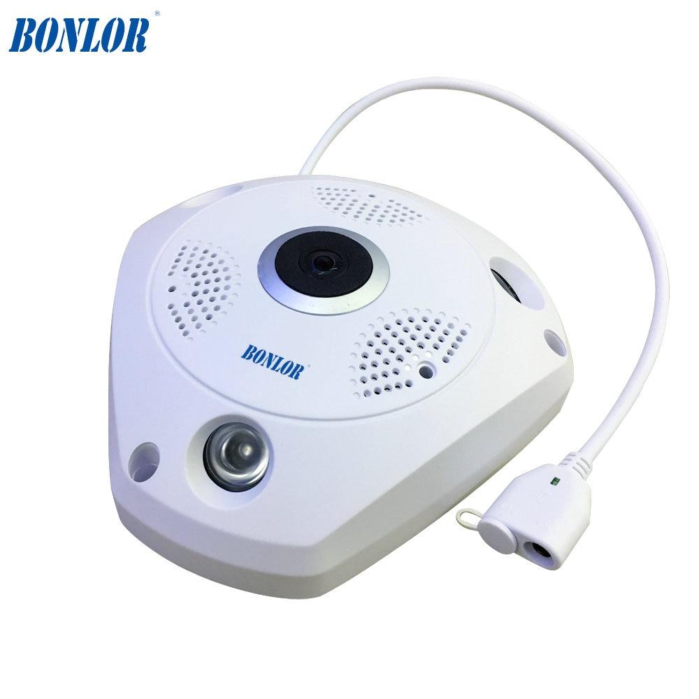 BONLOR HD Wi-fi Mini IP Camera 360 Degree Home Security Wireless P2P Wifi IP CCTV Camera 1.3MP 960PH Video Surveillance Cameras