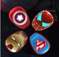 Высокое качество Капитан Америка Железный Человек Миньоны батарея мобильного телефона power bank зарядное устройство для Iphone 6 android телефон oneplus