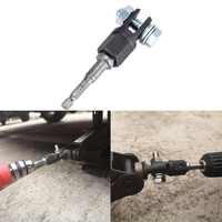 Podnośniki adapter gniazda jack z ponad 1/2 Cal ze stali chromowo-wanadowej adapter gniazda jazdy samochodem klucz udarowy