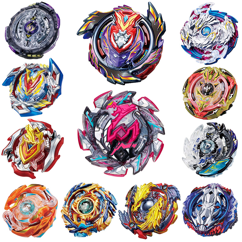 New Beyblade Burst Metal Fusion 4D Bayblade No Launcher No ...