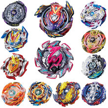 New Beyblade Burst Metal Fusion 4D Bayblade No Launcher No Box Spin Tops Bey Blade Blades Toys For Children Christmas Gift #A(China)