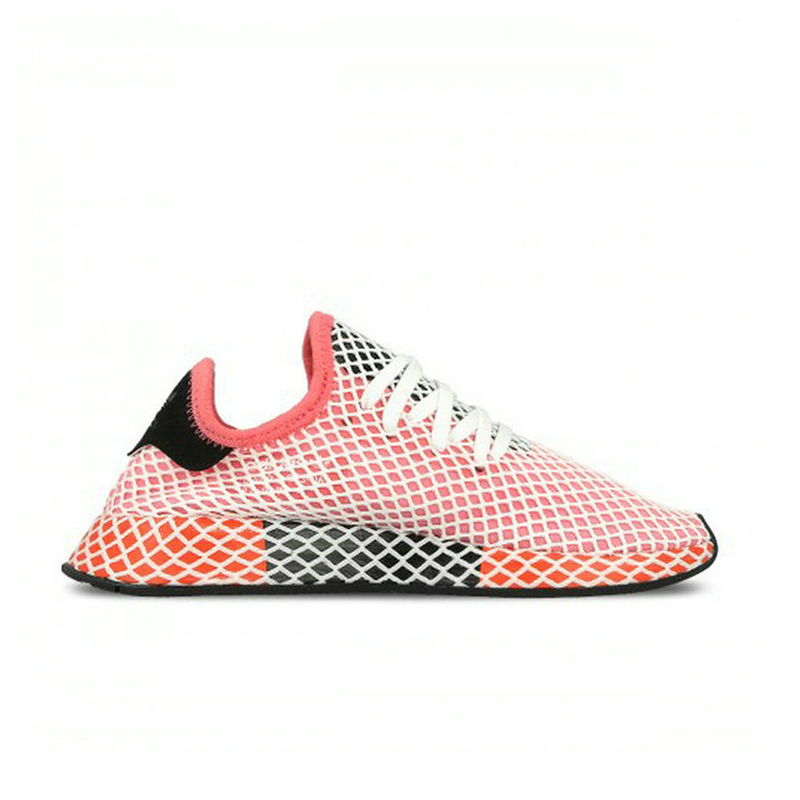 sports shoes cffb4 a4382 ADIDAS DEERUPT RUNNER Unisex Running Shoes Breathable Stability Support  Sports Sneakers For Men And Women Shoes-in Running Shoes from Sports   Entertainment ...