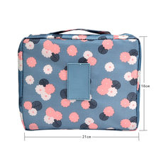 NEW Makeup Cosmetic Bag Case Toiletry Storage Zipper Waterproof Travel Wash Pouch Organizer Handbag(China)