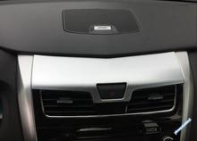 ABS! Предупреждение выключатель света под давлением крышки Внутренняя отделка 1 шт. для Nissan Altima/Teana 2016 2017