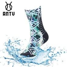 Antu водонепроницаемые дышащие носки с цифровой печатью для