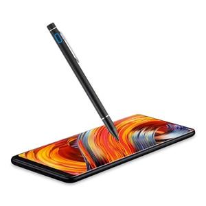 Image 2 - Caneta stylus ativo tela de toque capacitivo para xiao mi 6 5 a1 max 7 nota 4 mi x 2 vermelho 4a 5S vermelho mi note4 5a 4x pro 3 telefone móvel