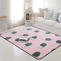 The cactus large carpet livingroom bedroom rug nordic carpet sofa soft kids room play tapete home carton carpet fashion tapis