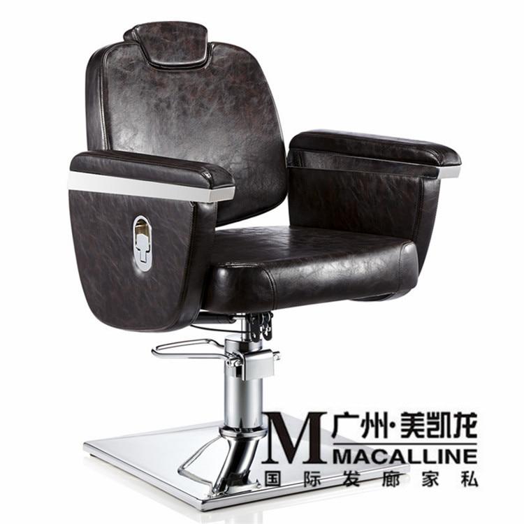 Brivski stol. Prodaja kot vroče torte salonske stole lahko odložite - Pohištvo - Fotografija 4