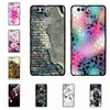 For Fundas Huawei P9 Cases Silicon 3D Paint Luxury High Quality Soft Soilicon TPU Back Cover For Huawei P9 Phone Case
