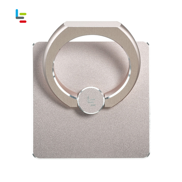 LeEco Original Metal Rose Gold Universal 360 Degree Finger Ring Holder Classic Mobile Phone Ring Bracket Desktop Support