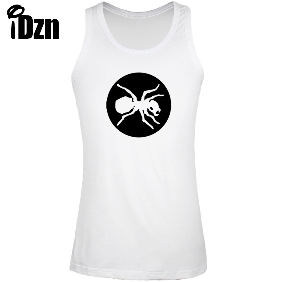 d1f97110cb996a iDzn Fitness Clothing New Singlets Men Tank Tops The prodigy experience Metal  rock Band spider Sleeveless Vest Print undershirt-in Tank Tops from Men s  ...