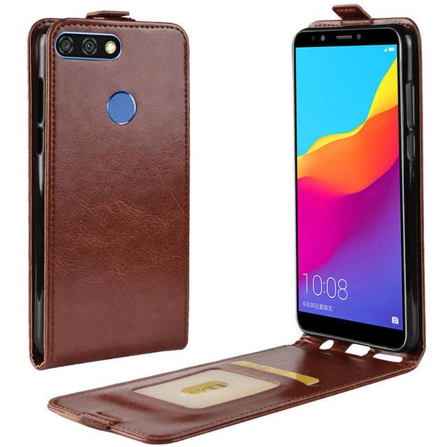sale retailer 16673 a36da US $3.78 10% OFF|Huawei Y7 Prime 2018 Case Huawei Y7 Prime 2018 Cover 5.99