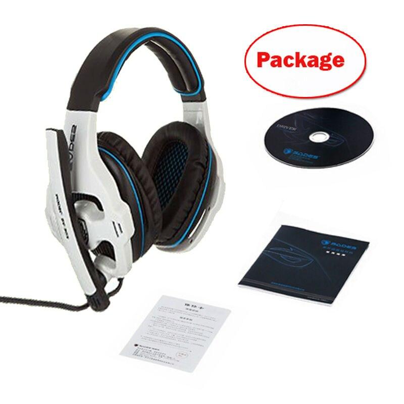 Sades SA903 7.1 Pro Gaming Headset  (2)