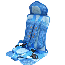 New Arrival Adjustable Baby Car Seat Safety Five-Point Toddler Car Seat Child Chair Car Seats Potable Baby Chair