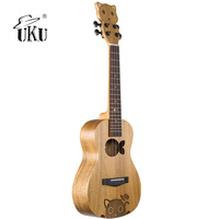 21 дюймов 23 дюймов Гавайская гитара красное дерево сопрано Сапеле палисандр 4 струны Гавайская гитара Музыкальные инструменты прекрасный му