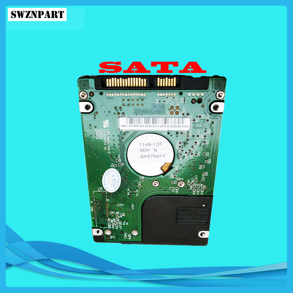Hard Disk Drive SATA HDD For HP T620 T1120 CK837-67034 CK835-67002 CK837-67035 sata hard disk drive interposer connector for hp elitebook 2740p 2740 2760p 1 8