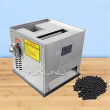 3-12mm Round Pills Making Machine 220V 380W Automatic Stainless Steeel Tablet Pressing DXZ-88C