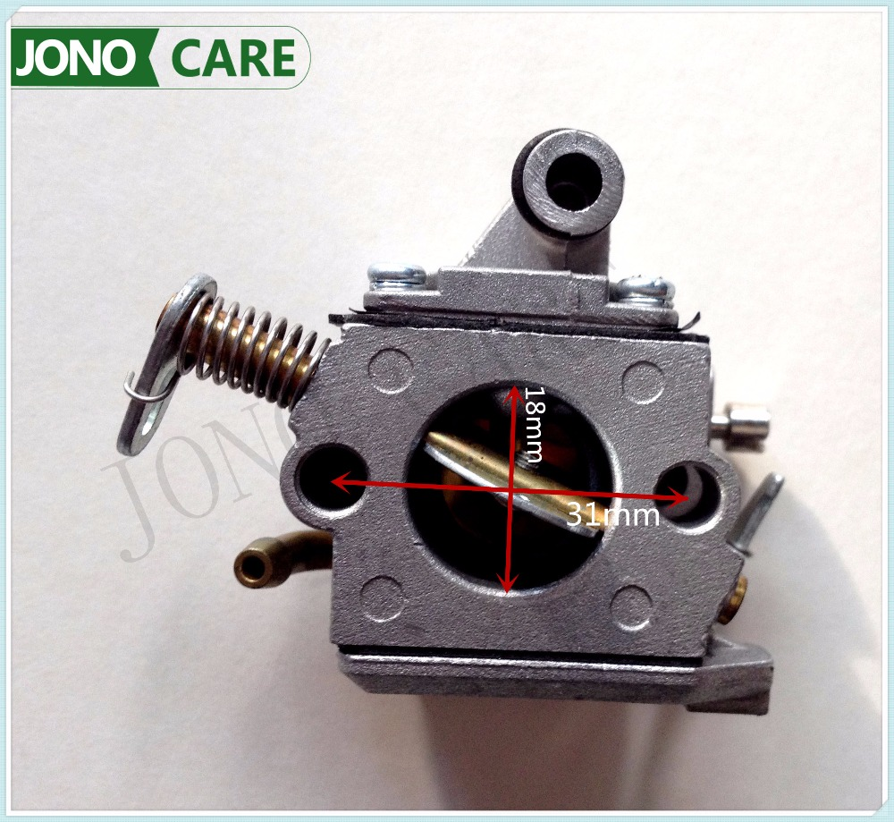 Carburetor Carb for Zama 180 C1Q-S57B fit STIHL CHAINSAW zama 017 018 MS170 MS180 Parts CHAINSAWS #11301200603 Free Ship zama carburetor for grass trimmer garden power tools cutters accessory fit stihl fs55 fs55 t fc55 km55r hl45 zama c1q s66 carb