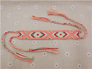 AMIU Bracelets Wrap Cotton...