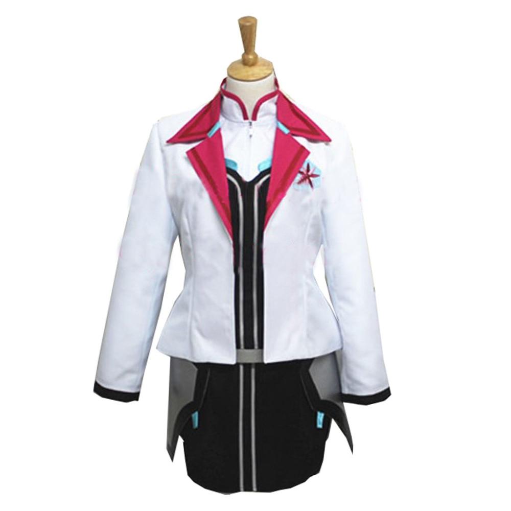 84d218d5c 2016 Asterisk Gakusen Toshi Asutarisuku Toudou Kirin Cosplay Costume Custom  Any Size