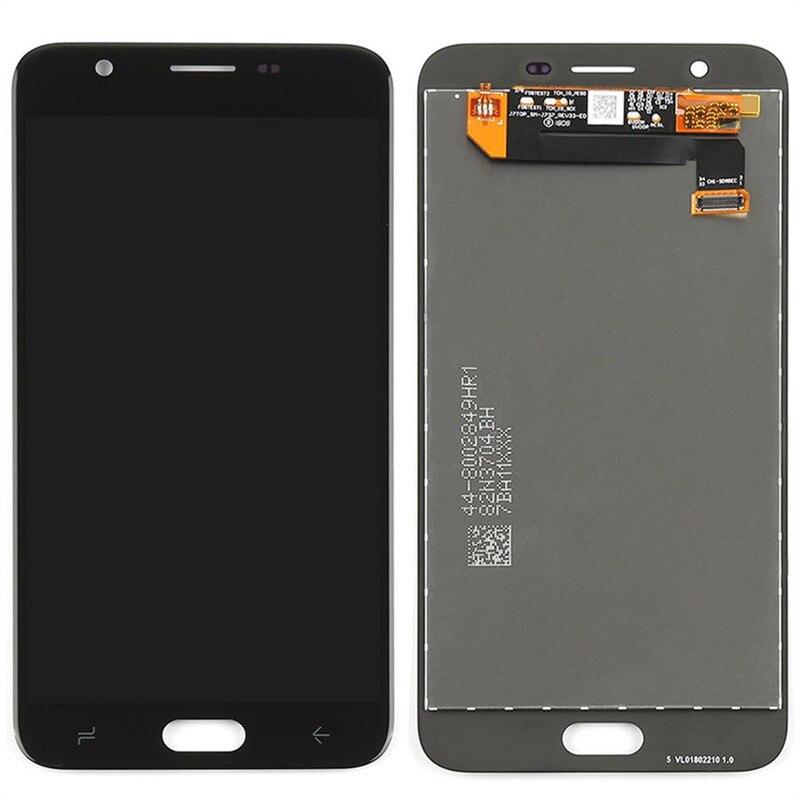 Pour samsung galaxy J7 2018 LCD écran tactile numériseur remplacements pour samsung galaxy J737 LCD écran tactile