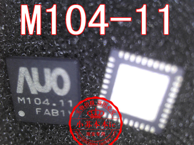 US $13 5 |AUO M104 11 M104 11 AUO M104 QFN spot new 1-in Integrated  Circuits from Electronic Components & Supplies on Aliexpress com | Alibaba  Group