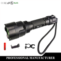Cree xm-l2 xml t6 q5 Flashlight  Super Bright Powerful Waterproof Led Torch Rechargeable Lanterna Camping Flash Light Lumens