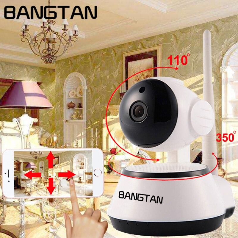 Home Security 720P IP Camera Wireless WiFi network Camera Surveillance HD 1MP Night Vision CCTV Wi-Fi Baby Monitor IR P2P