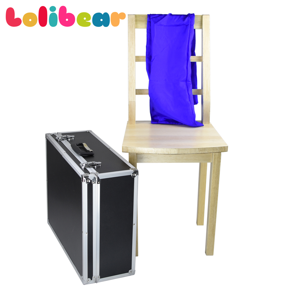 Floating Chair Magic Tricks Amazing Stage Magic Mentalism Funny Floating Magia Props Floating Flying Professional Magicians