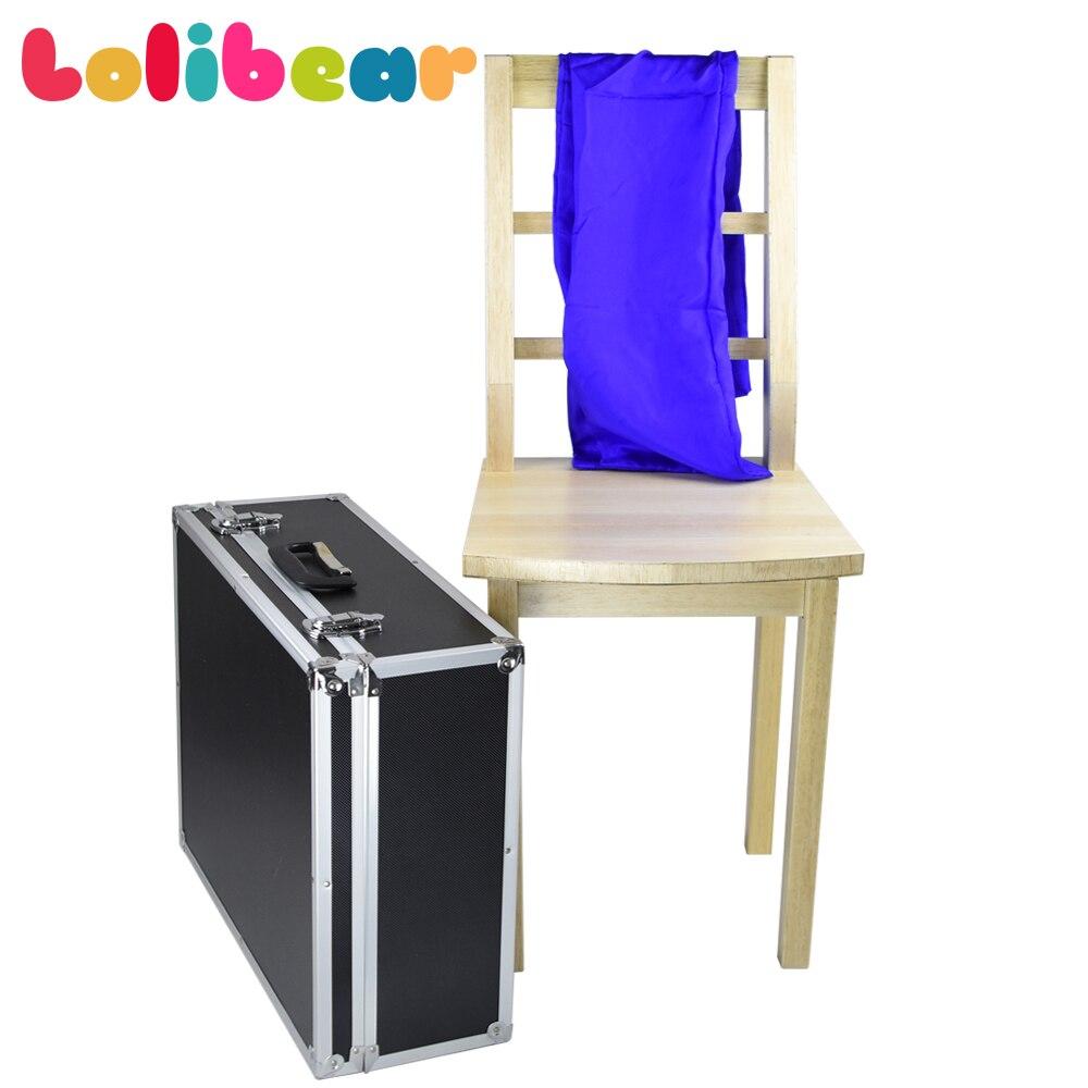 Chaise flottante tours de magie incroyable stade magique mentalisme drôle flottant accessoires de magie flottant magiciens professionnels volants