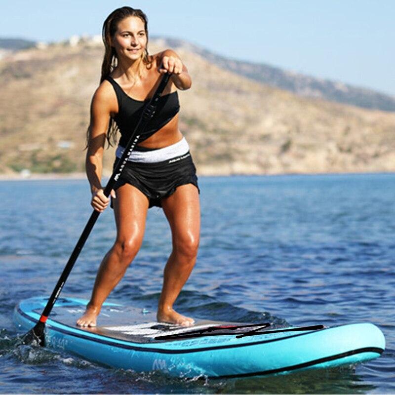 2019 planche de surf 300*76*12 cm sup pad AQUA MARINA vapeur gonflable SUP stand up paddle board pêche kayak gonflable laisse siège - 2