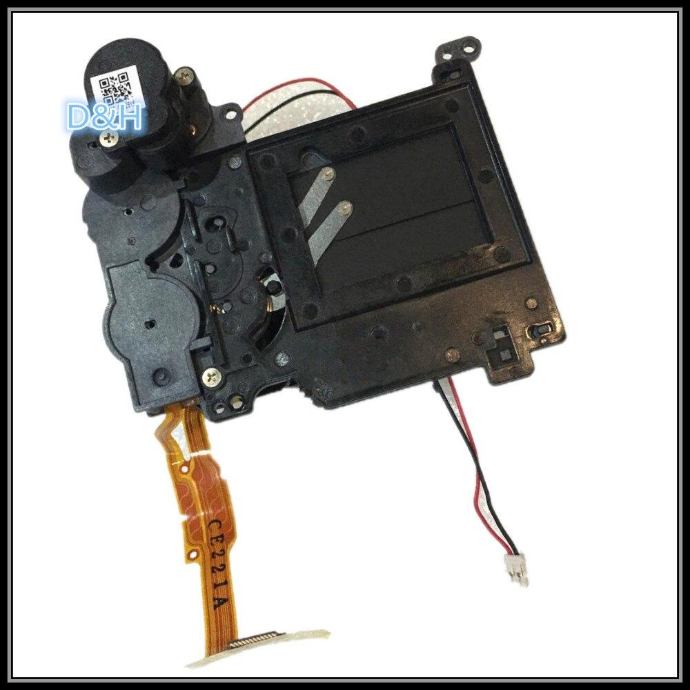 Original  Shutter Unit For Canon 1200D (Rebel T5 Kiss X70) Shutter Blade Assembly Repair Part