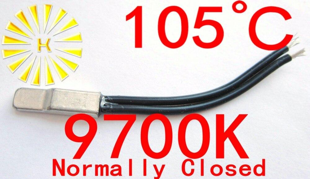 ̀ •́ 9700K16 105 grad 9700 Karat Normalerweise Geschlossen ...