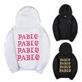 I Feel Like Paul Pablo Kanye West The Life Of Pablo Kanye MA1 Bomber Season 3 Hoodies Hip Hop Streetwear Hoody Sweatshirt