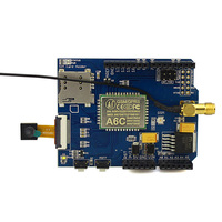 Elecrow GPRS GSM Camera Shield Quad Band Use A6C Module Minimum System Board With PCB Antenna