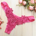 Women Sexy Underwear Floral Lace Briefs Panties Thongs Underpant Lingerie G-strings