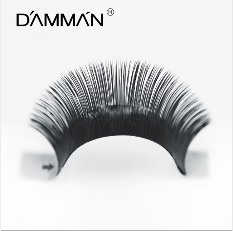 HUAPAN Grafting false eyelashes hollow mink hair lashes extension soft natural long lashes beauty makeup tool hand made lashes