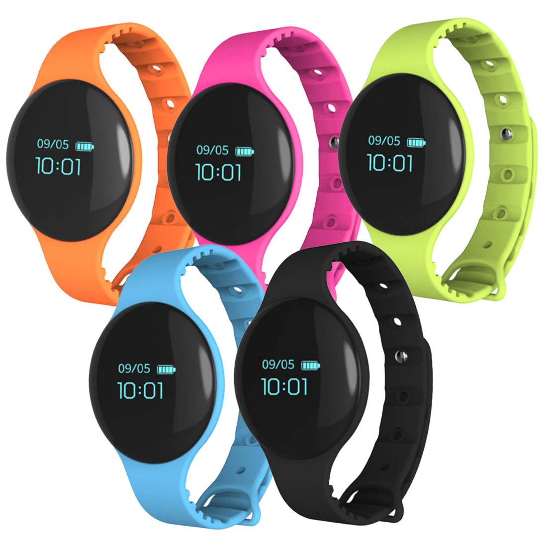 Color Touch Screen Smartwatch Motion detection Smart Watch Sport Fitness Children Wearable Devices For IOS Android-in Smart Watches from Consumer Electronics on AliExpress