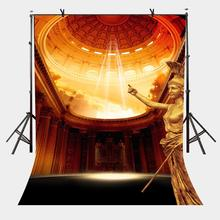 150x220cm Photography Background Dome Hall Backdrop Female Sculpture Studio Props