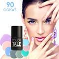 FOCALLURE 90 Colors Nail Gel Long-lasting Soak-off Nail Led UV Summer Hot Nail Polish Nail Colors Gel Polish Art