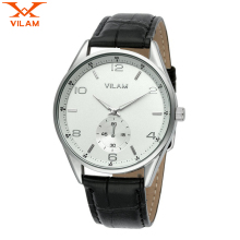 Watches Men Luxury Top Brand VILAM Eyes Clock Men's Big Dial Designer Quartz Watch Male Wristwatch relogio masculino relojes 8