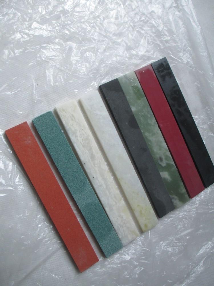 Fixmee 200-10000 # finomcsiszolás smaragdzöld kő természetes - Csiszolószerszámok - Fénykép 3