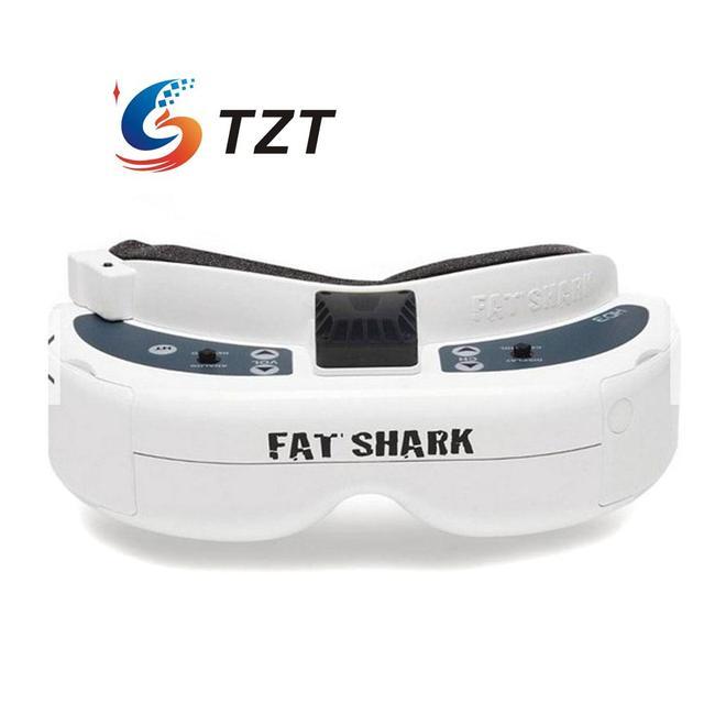 Fatshark Dominator HD3 FPV Goggles 3D Modular Headset Video Glasses for 250 Quadcopter Drone