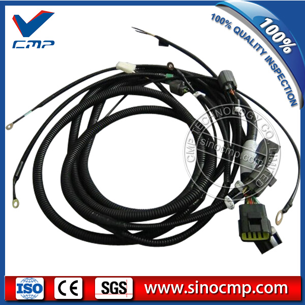 Sk 2 Sk200 2 Excavator Hydraulic Pump Wiring Harness Cable