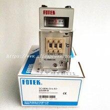 TC4896 DA R3 FOTEK sıcaklık kontrol cihazı DIN 48*96 Yeni ve Orijinal TC 4896 DA