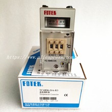 TC4896 DA R3 fotek controlador de temperatura din 48*96 novo & original TC 4896 DA