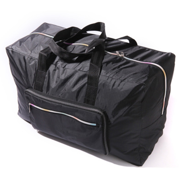 ANONO Foldable Women Travel Duffle Luggage