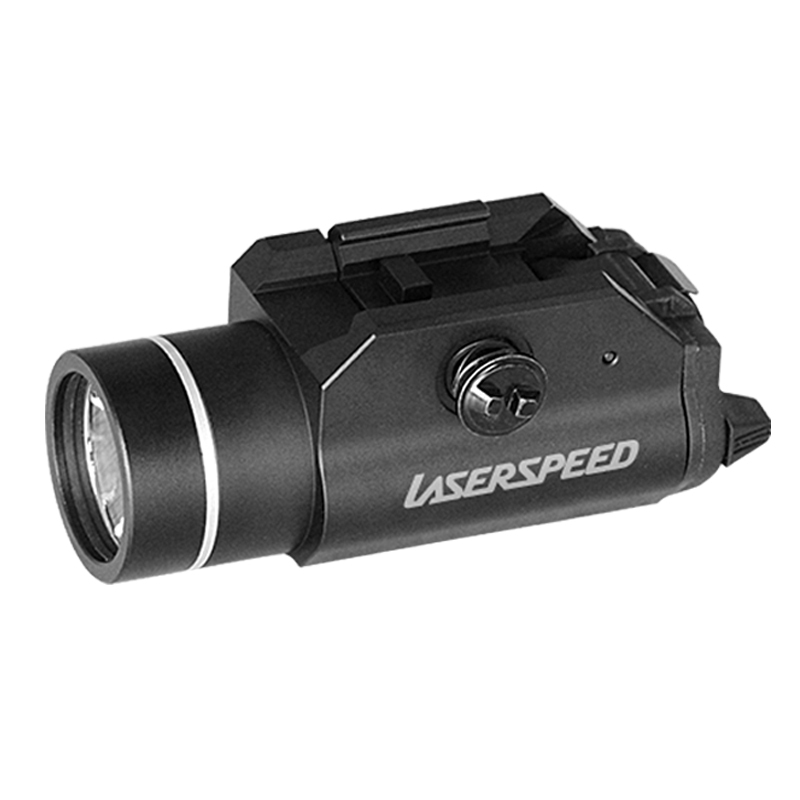 Drop shipping LASERSPEED Tactical up to 450lumens led pistol light rifle light