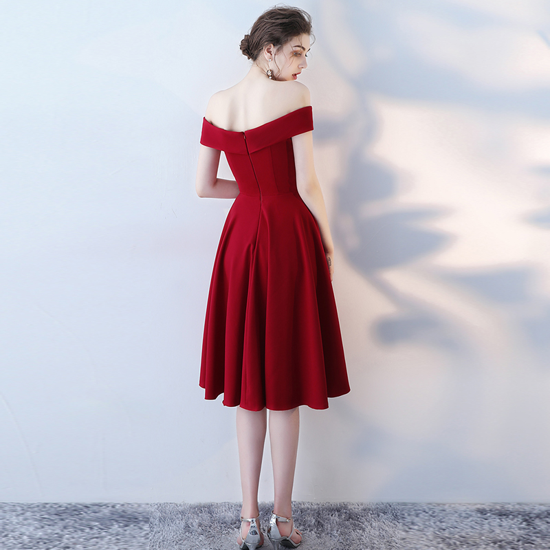 2018 New Cheap A-Line V-Neck Celebrity Dresses Zipper Plus Size Red Carpet Dress Elegent Sirene Custom Color vestido de festa